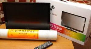 TV /DVD player