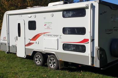 Caravan Hire Melbourne - Jayco Starcraft